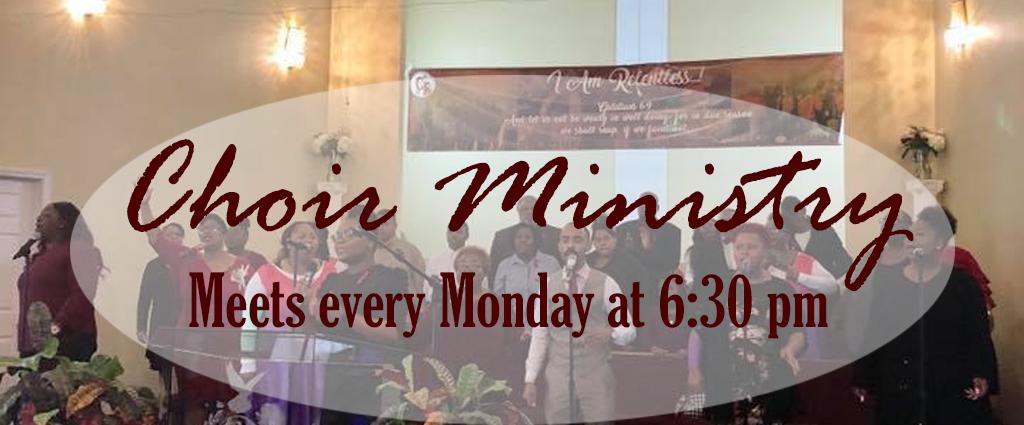 Choir-Ministry