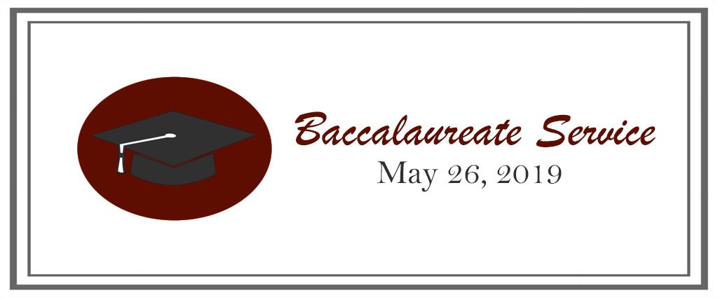 Baccalaureate-Service