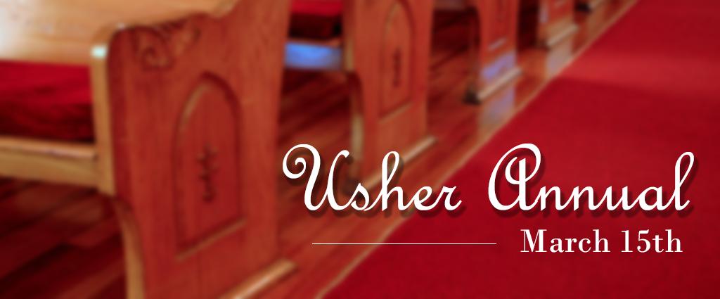 Usher-Annual